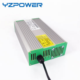 YZPOWER 54.6V 5A 6A 7A 8A Lithium Battery Charger for 48V Lithium Battery Electric Motorcycle Ebikes - Trivoshop