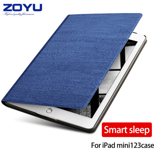 ZOYU PU Leather Case Fold Stand Magnetic Flip Tablets Cover For iPad Mini 2 case for ipad mini 1/2/3/ smart case
