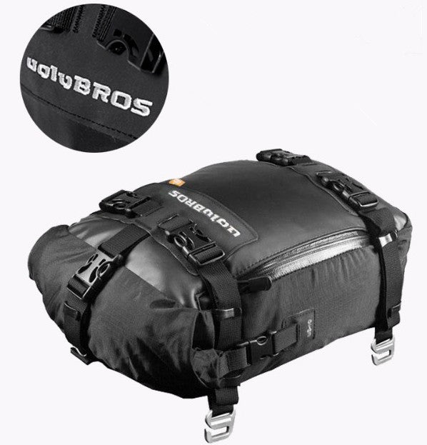 motorcycle Back Seat Bags - Trivoshop