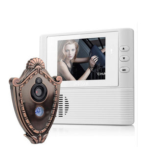 Lcd video Door Camera Doorbell