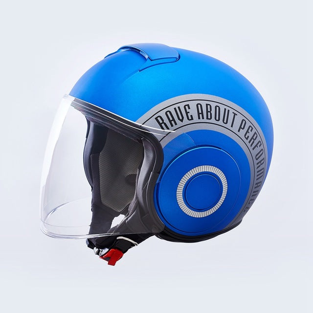 Newest Arrival Retro Motorcycle Helmet with Mask goggle Similar Shark Helmets Voice Control Bluetooth Headset Gracshaw G828