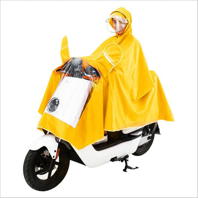 Electric Motorcycle Rain Coat