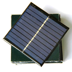 0.8W 5V Solar Cell DIY Solar Panel Modul For 3.7V Battery Charger Polycrystalline Solar System 84*84mm 10pcs/lot Free shipping - Trivoshop.com