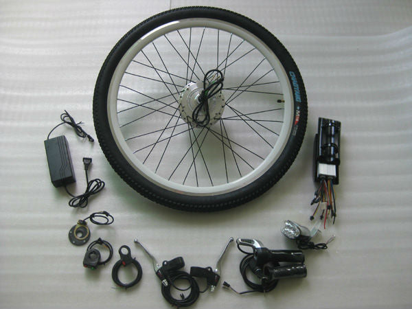 electric bike conversion kit