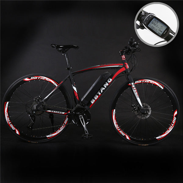 Electric road bicycle
