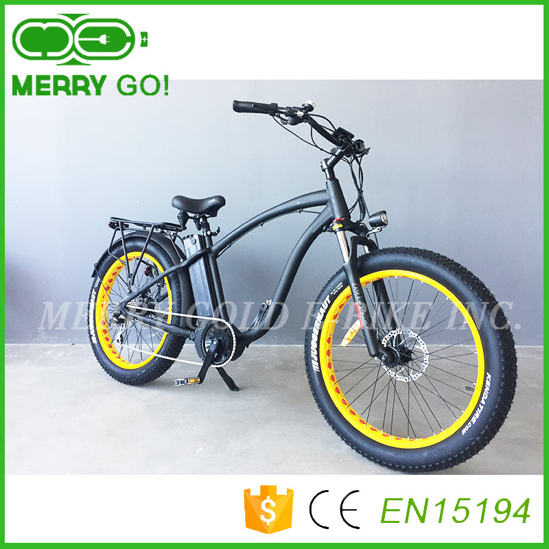 Men fat tire off road 48v 1000w PAS 20.8ah lithium battery Hummer Mid Drive electric bike motor with pedals
