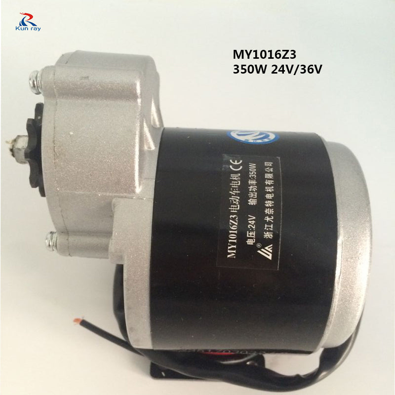 DC Motor Gear Brushed Motor