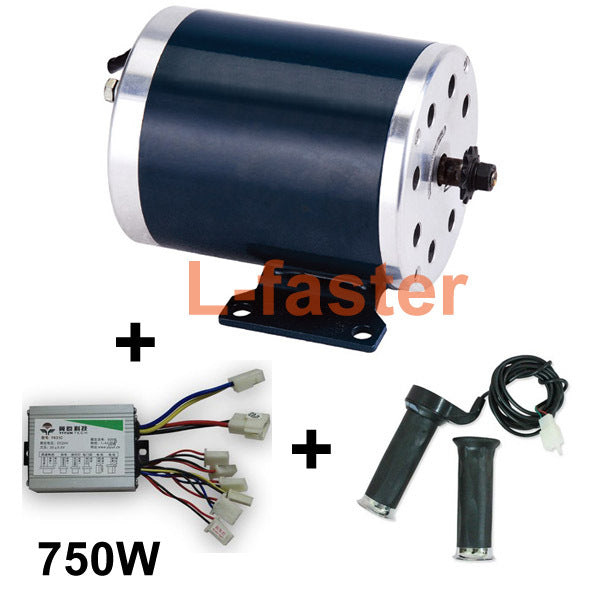 Electric Trike DC Motor Kit Bike Engine