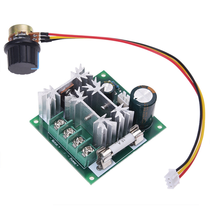 DC Motor Speed Controller - Trivoshop