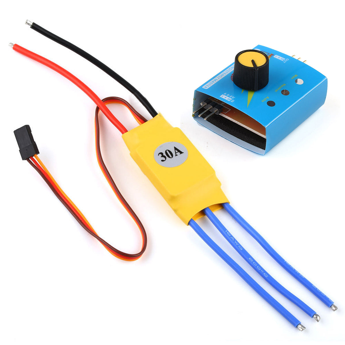 Brushless Motor Speed Controller