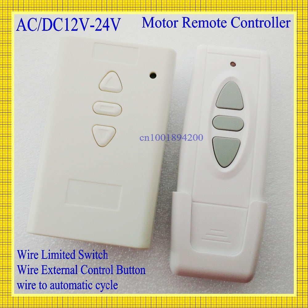 Motor Remote Switch Controller