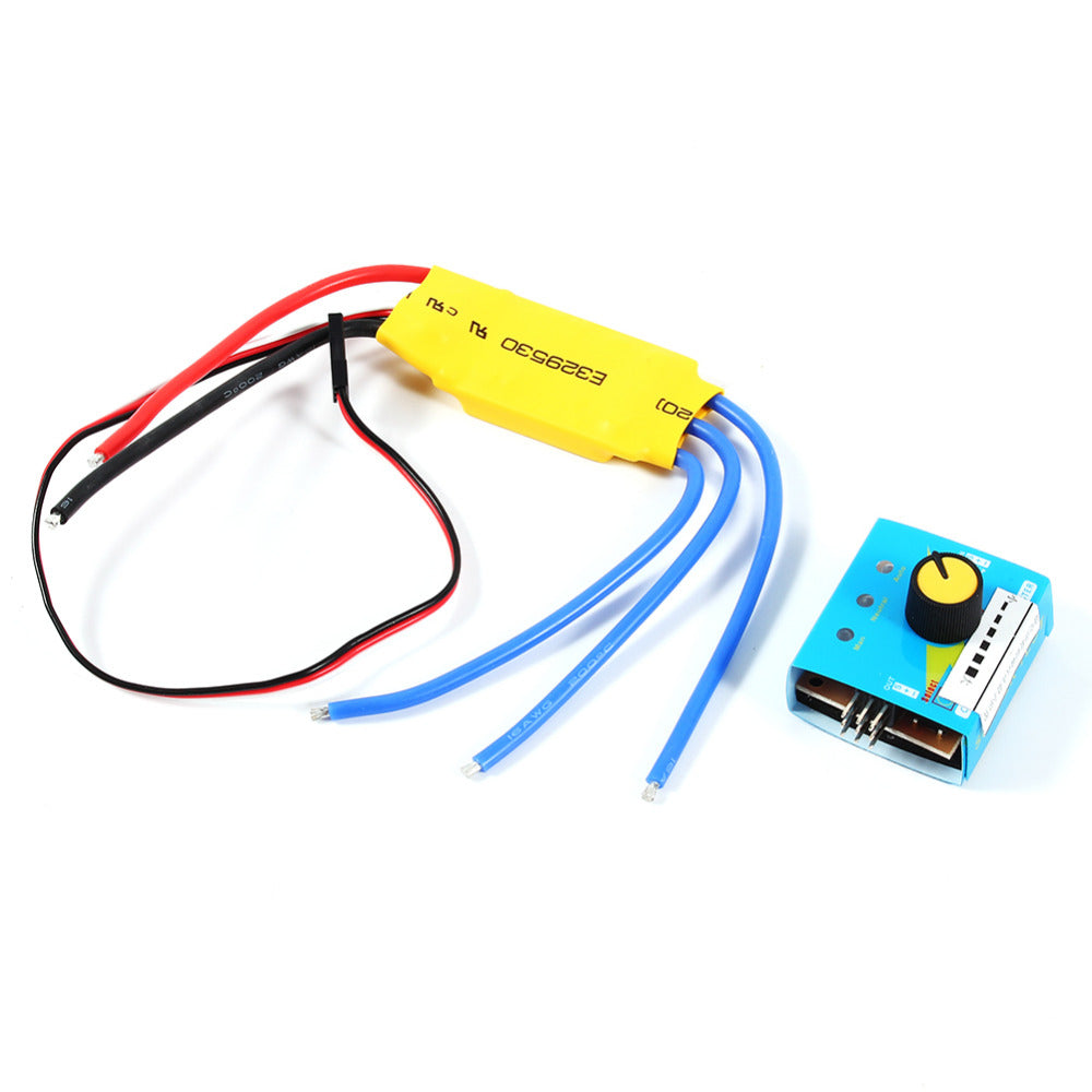 Brushless Motor Speed Control PWM Controller