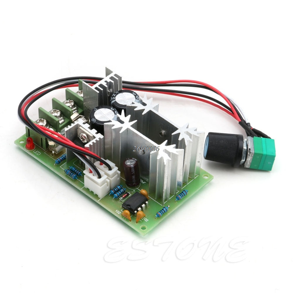 RC Motor Speed Regulator Controller Switch