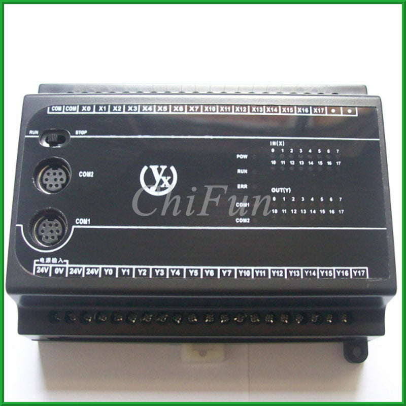 Stepping servo motor controller encoder FX1N-32MT PLC industrial control board programmable controller
