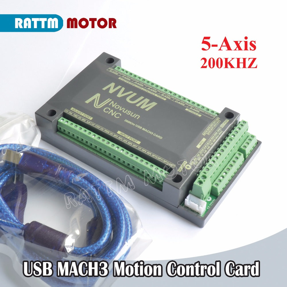 USB Motion Control Card