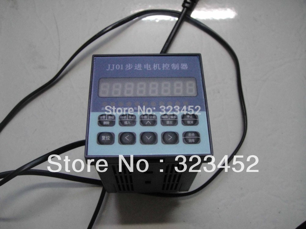 Free shipping Stepper motor controller Motion Controller Single axis controller programmable JJ01 CW01