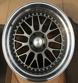 ZEDD DEEP LIP 18X9.5 18X10.5 19x8.5 19X9.5 19X11 5X120 5x114.3 Car Alloy Wheel Rims