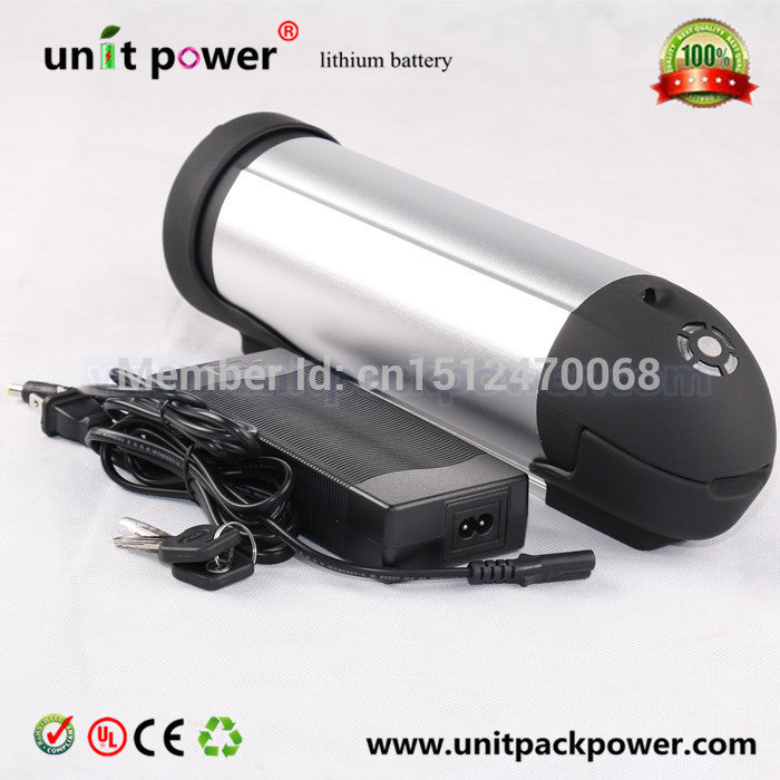 High quality water bottle kettle ebike battery 36v 12ah lithium ion battery
