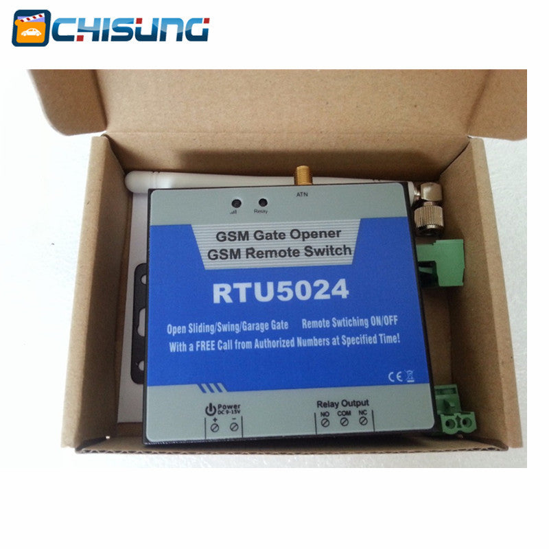 RTU5024 GSM gate door opener