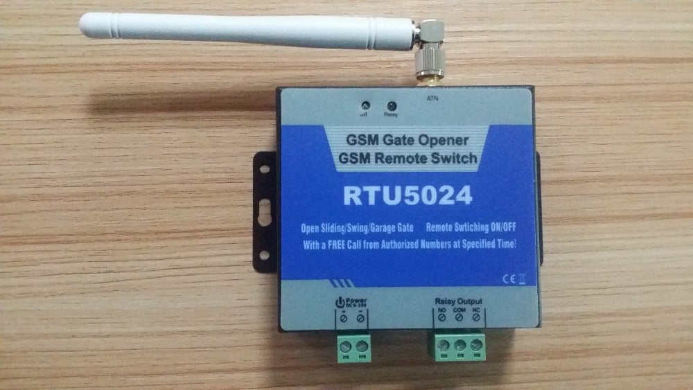 GSM Garage Swing sliding Gate door Opener Relay - Trivoshop