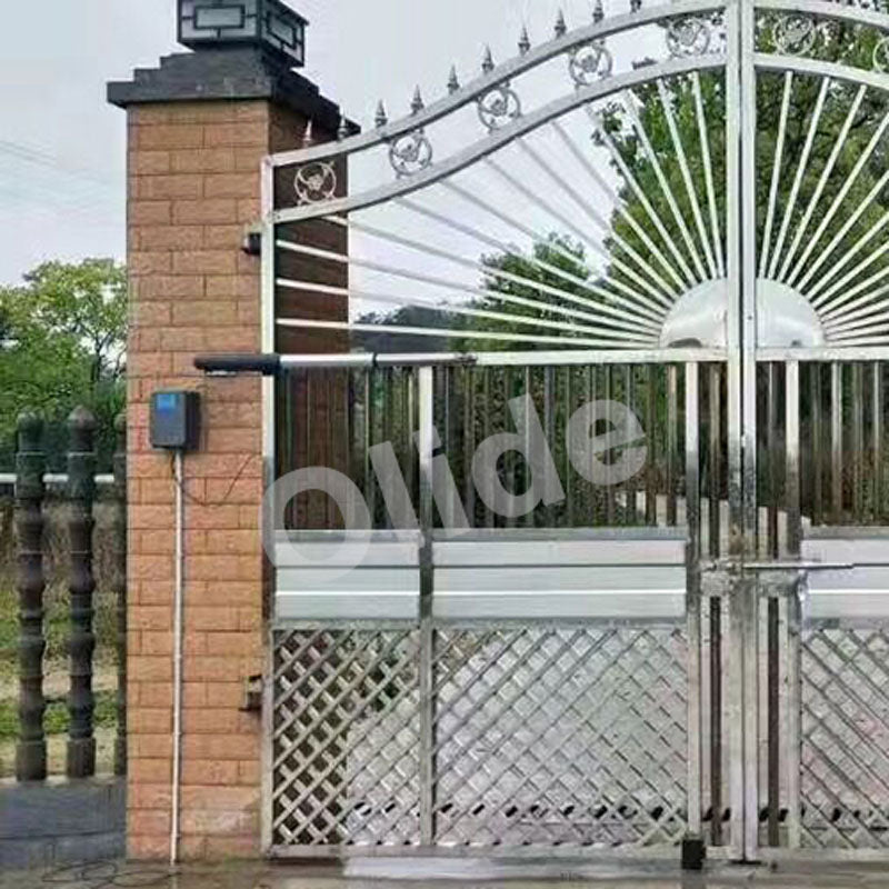 Automatic swing gate openers