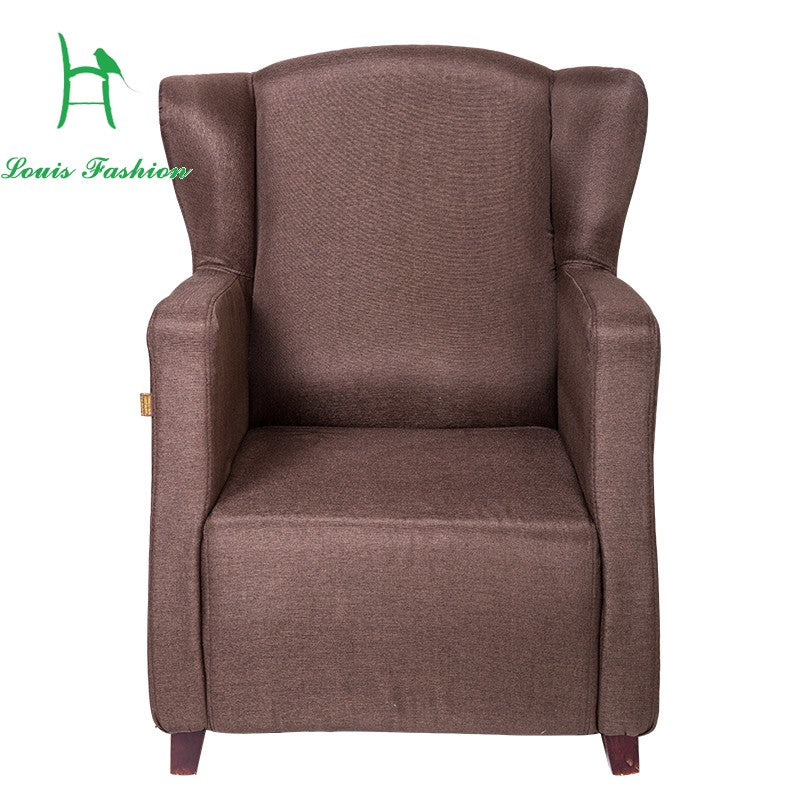 Modern simple new living room furniture size Huxing new sofa