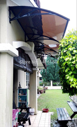 Window Use Polycarbonate Awning