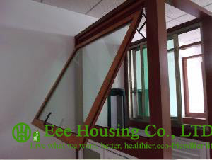 Awning aluminum Window