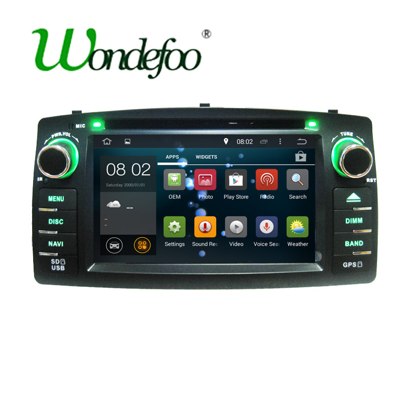 Car DVD stereo GPS with touch screen WIFI Car radio
