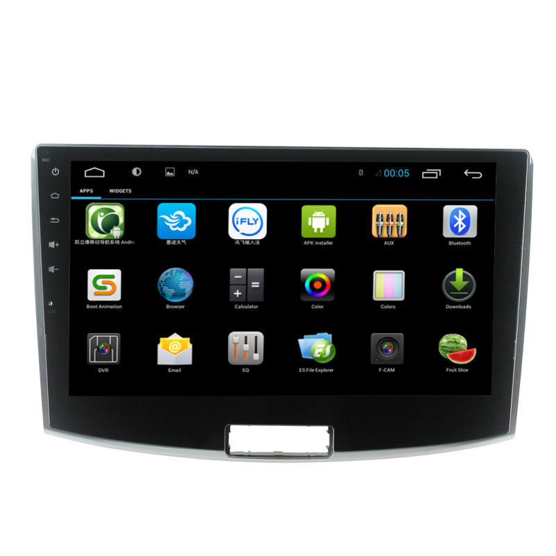 "10.2"" Resolution 1024*600 Android 4.4 Car DVD For Volkswagen VW CC Magotan With GPS 3G WiFi DVR OBD Dual core Mirror link built - Trivoshop.com"