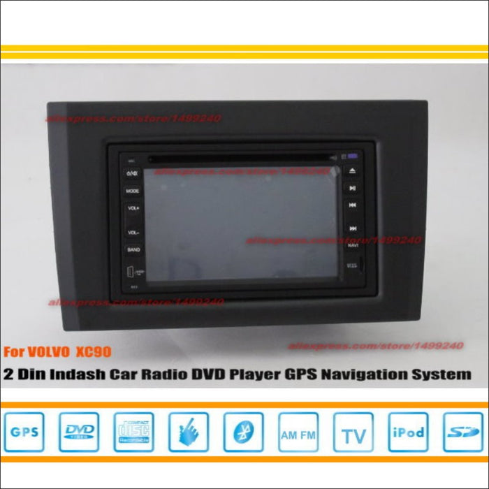Radio CD DVD Player & GPS Nav Navi Navigation System - Trivoshop