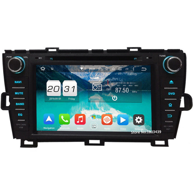 Car DVD Player Stereo Radio