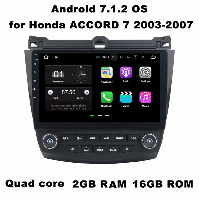 Car Radio GPS Multimedia Head Unit - Trivoshop
