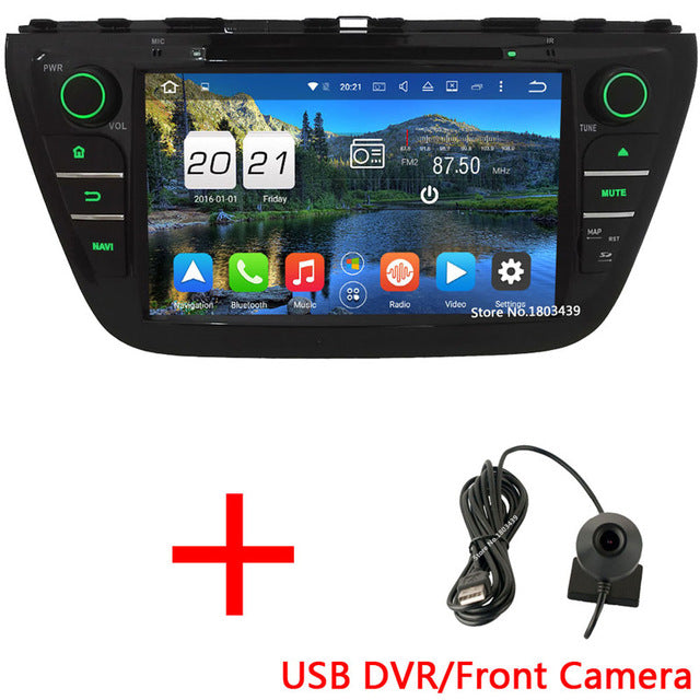 Car DVD Player Radio