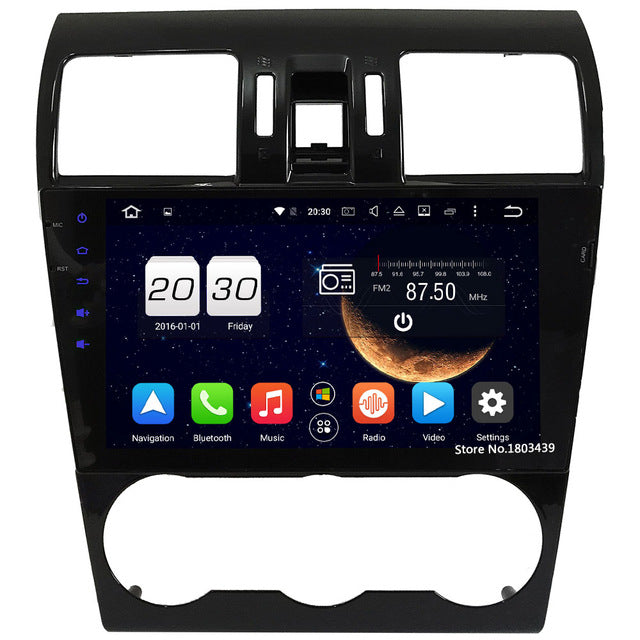 Car DVD Radio Player