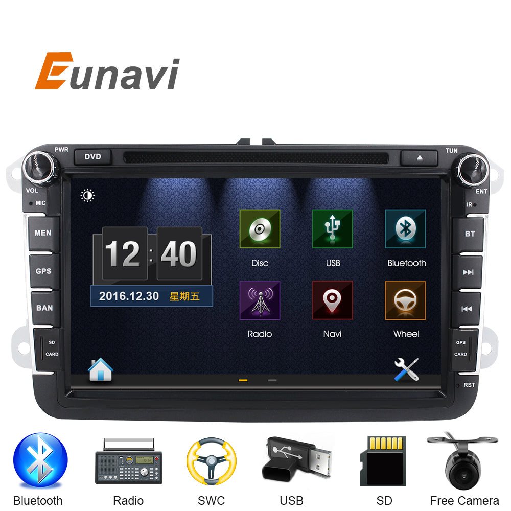 car dvd player With GPS - Trivoshop