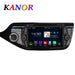 KANOR Quad Core 8inch 1024*600 Android 5.1.1 For Kia CEED 2013 2014 2015 Car DVD Player GPS Radio WIFI Bluetooth Map USB Audio - Trivoshop