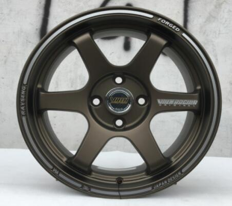 TE 37 15x7.0 4x100  Car Alloy Wheel Rims