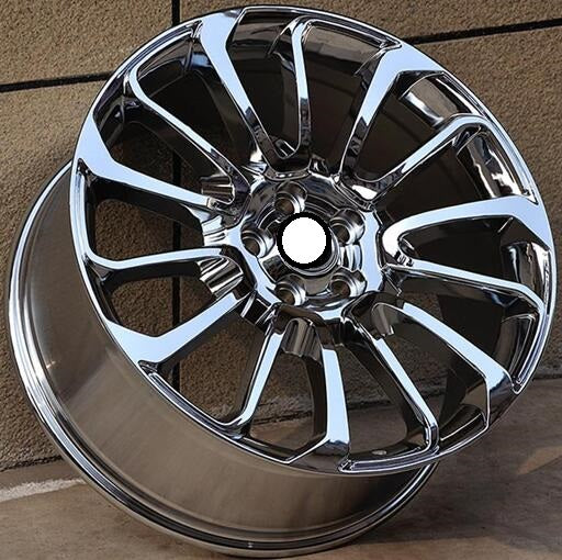 Car Aluminum Alloy Rims