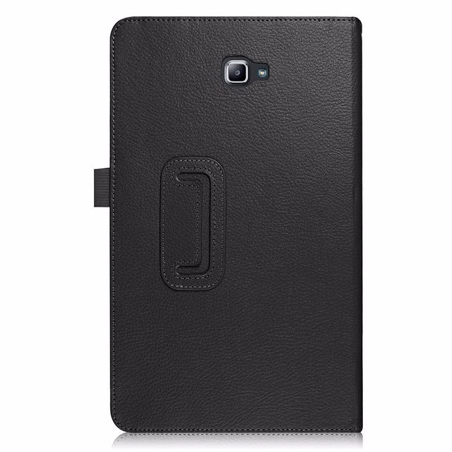 PU Leather Case For Samsung Galaxy Tab A 10.1 2016 T580 T585 T580N SM-T580 Cover Cases Funda Tablet Flip Stand Shell