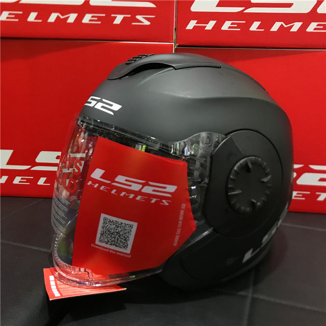 helmet 3/4 open face scooter helmets
