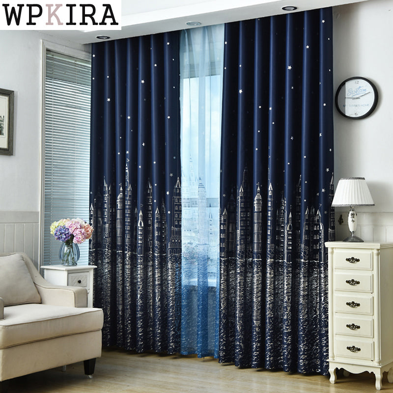 European Finished Curtains