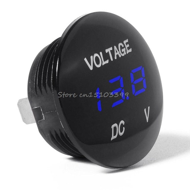 LED Panel Digital Voltage Meter