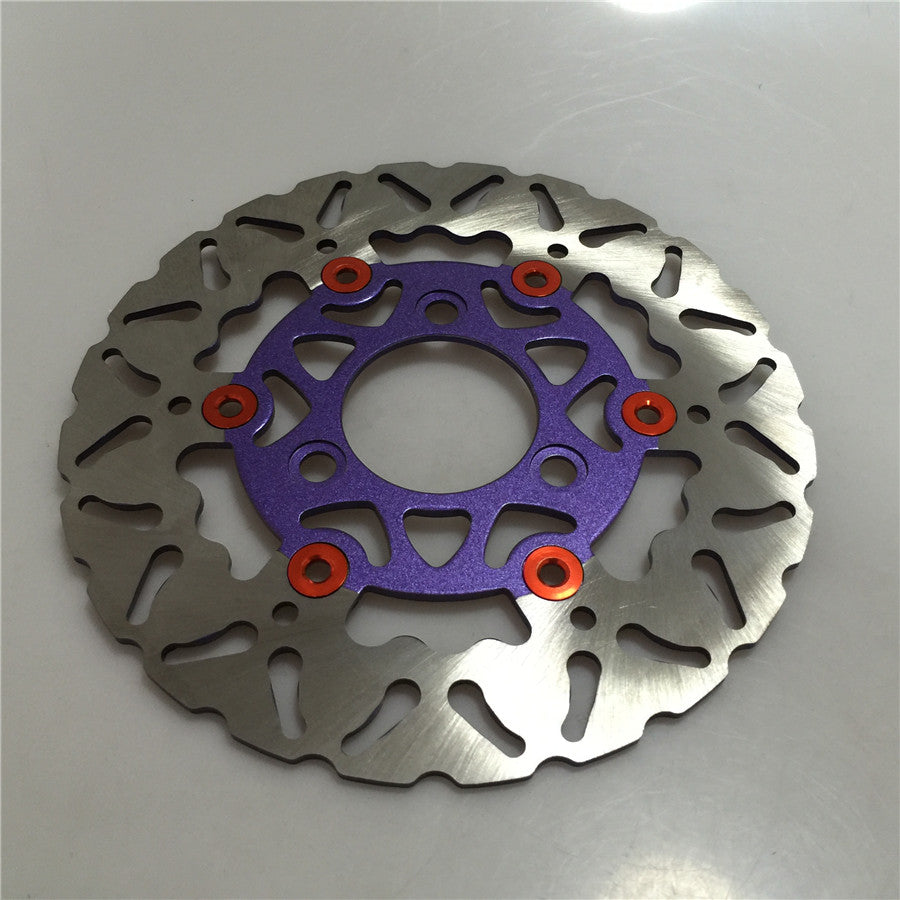 STARPAD For Zuma big turtle hussars little guy electric motorcycle disc brakes disc brakes modified car accessories - Trivoshop
