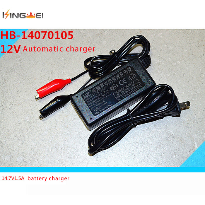 KingWei 12V Electric Motorcycle Battery Charger - Trivoshop