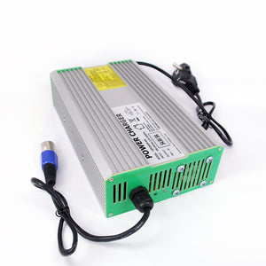 YZPOWER 58.8V 6A 7A 8A Lithium Battery Charger for 48V Lithium Battery Electric Motorcycle Ebikes