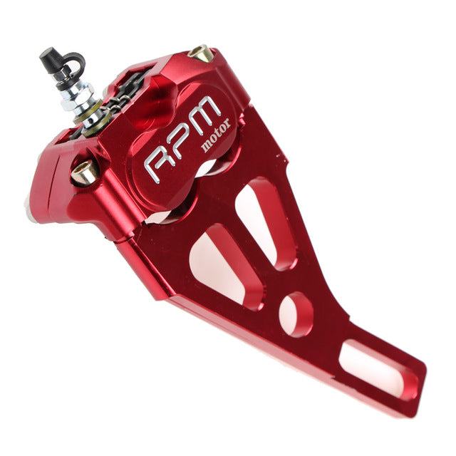 CNC Electric Motorcycle Scooter Rear Wheel Brake Caliper