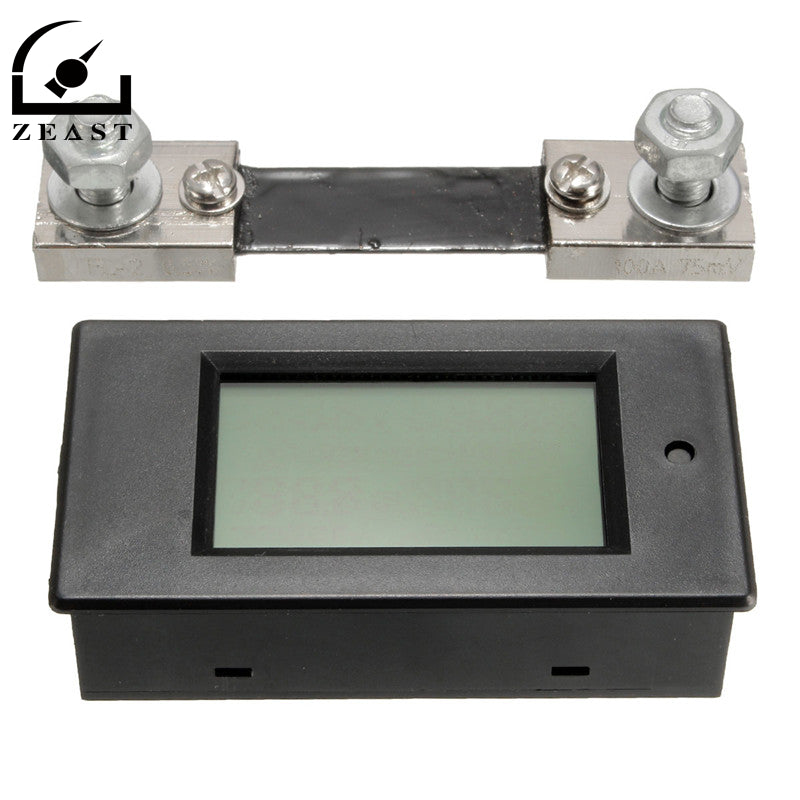 Car Battery Panel Power Monitor - Trivoshop