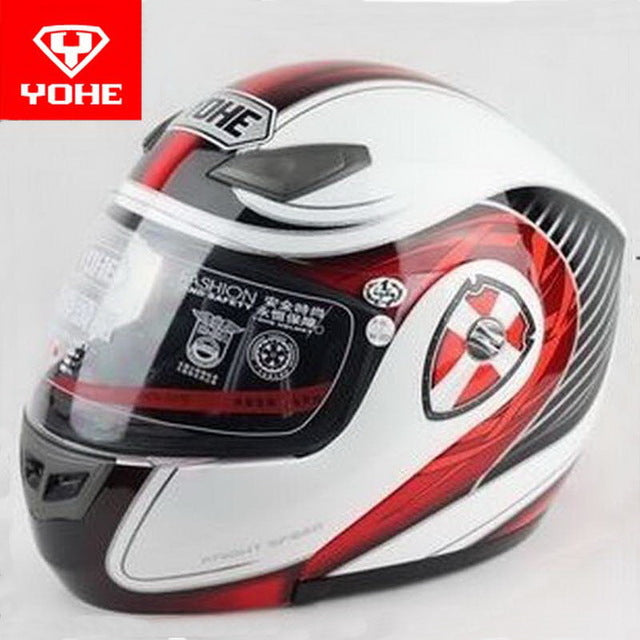open face Motorcycle helmet