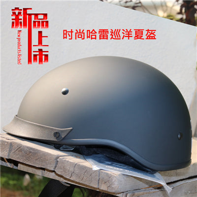 motorcycle helmet summer half face